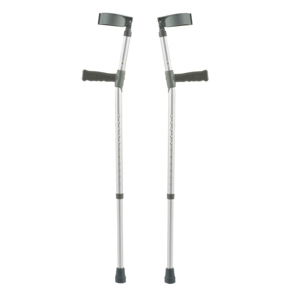 Single Adjustable Crutches